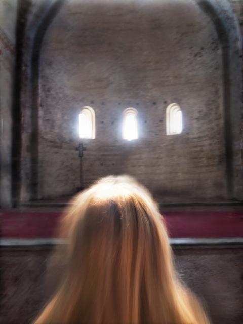 Frank Dituri, 'In Church, Italy', 2013, C. Grimaldis Gallery