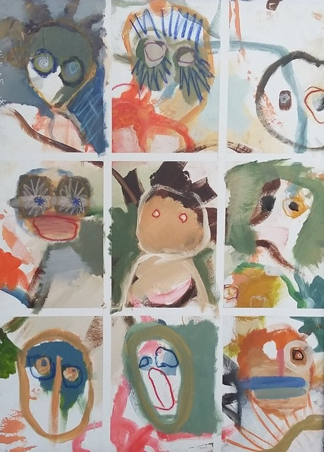 , 'Hall of Fame,' 2018, Yebo Art Gallery