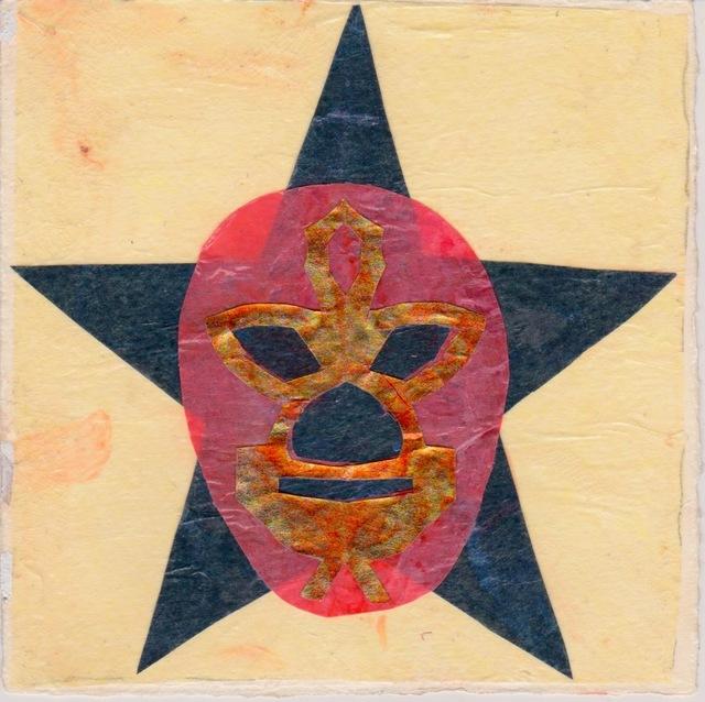 Victoria Behm, 'La Luchera, Black/Yellow', ca. 2012, 440 Gallery