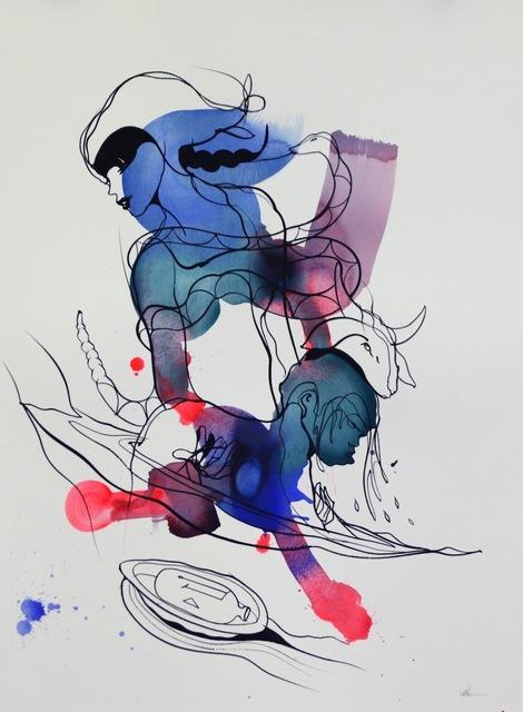 , 'Voodoo,' 2017, Die Kunstagentin