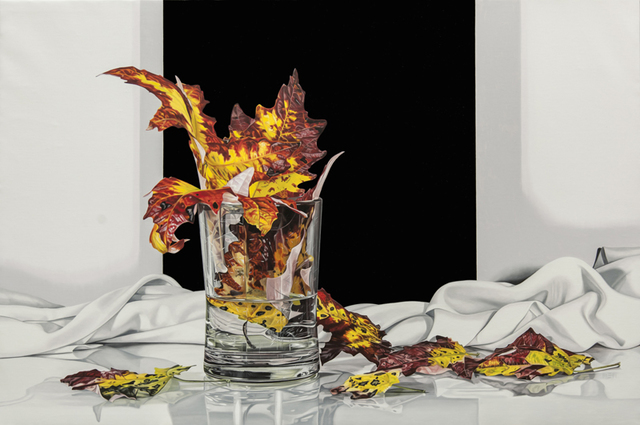 , 'Fall Leaves ,' , Plus One Gallery