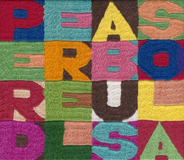 , 'Perdere la bussola,' 1986, Galerie Andrea Caratsch