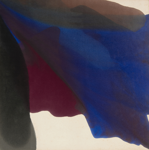 Irene Monat Stern, 'Untitled', 1972, Painting, Acrylic on unprimed canvas, Hollis Taggart