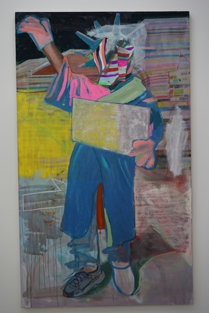 , 'Statue of Liberty Guy,' 2015, Mindy Solomon Gallery