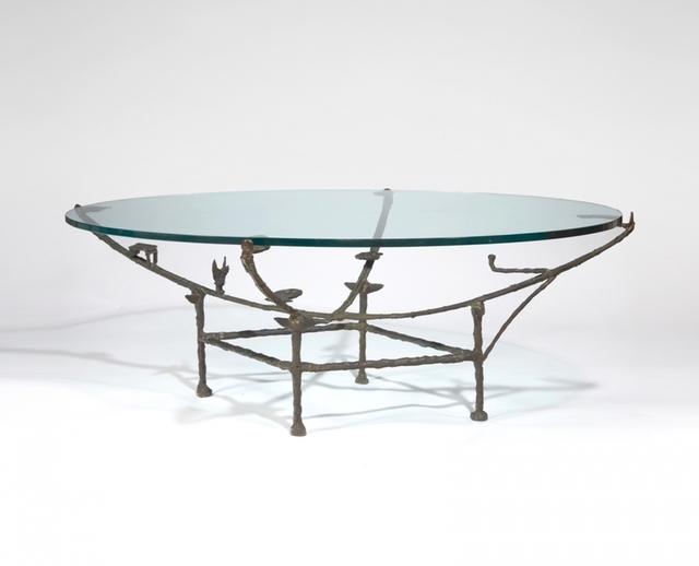 Diego Giacometti, 'Table de carcasse, modèle à la chauve-souris', 1982, HELENE BAILLY GALLERY