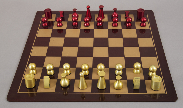 , 'Chess Set,' 1947, Francis M. Naumann Fine Art