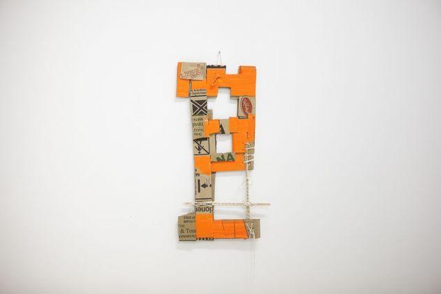 , 'House No 3,' 2015, Gallery Isabelle van den Eynde