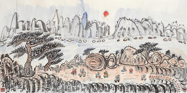 , 'Hong Kong's Return to Motherland,' 1997, Alisan Fine Arts
