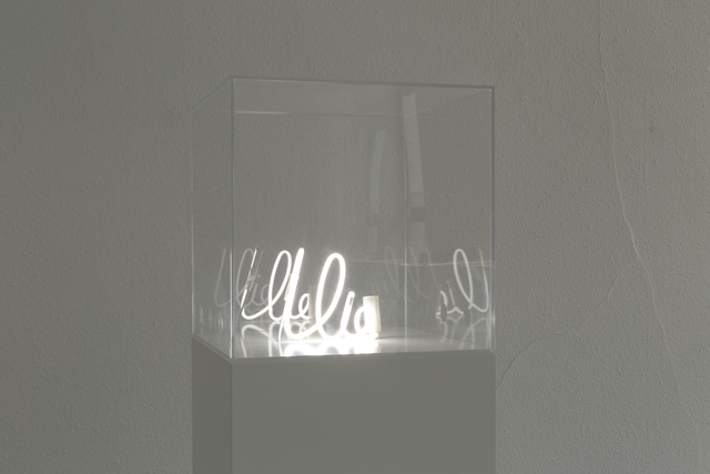 , 'I Lie,' 2012, Museum Dhondt-Dhaenens