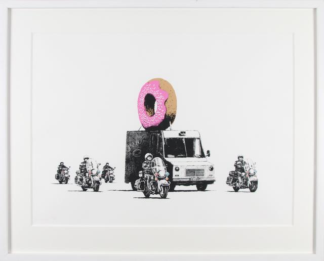 , 'Donuts (Strawberry),' 2009, Gormleys Fine Art