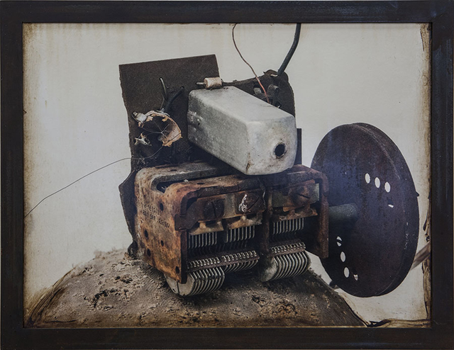 , 'Motorworks 2,' 2017, William Campbell Contemporary Art, Inc.