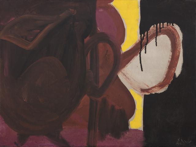 , 'Yellow Still Life,' 1950, Paul Kasmin Gallery