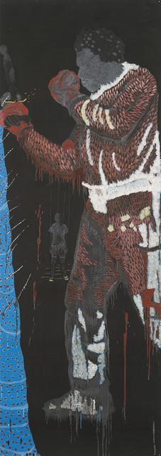, 'Combat de Pachyderme 2,' 2017, Galerie Daniel Templon