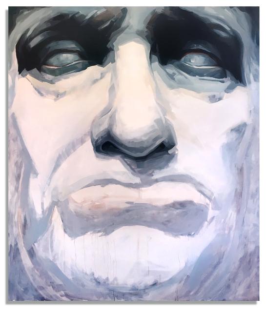 Tanner Goldbeck, 'Blue Man', ca. 2007, Disruptive Canvas