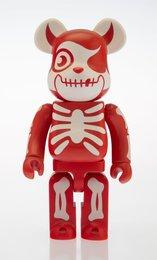 Series 7 Horror- Red Skeleton