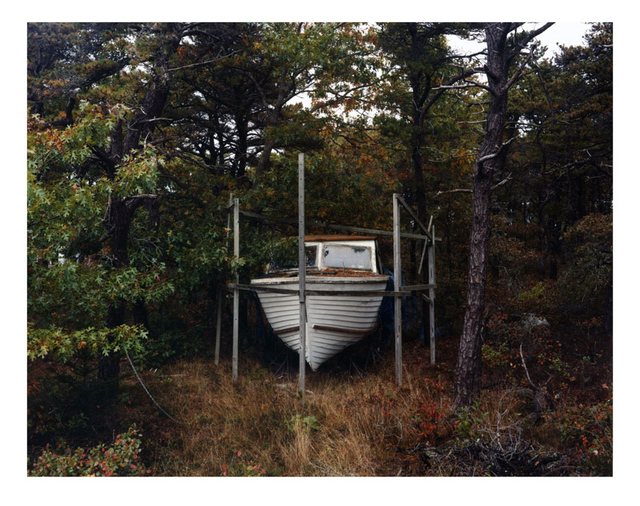 , 'Woods Boat,' 2010, Albert Merola Gallery