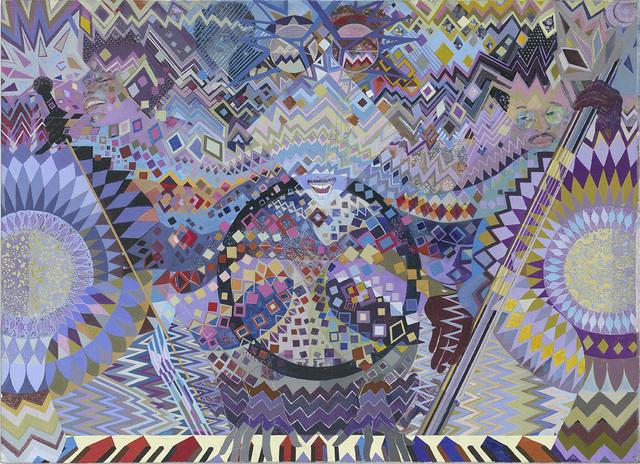 , 'JamPact/JelliTite (for Jamila),' 1988, ICA Philadelphia