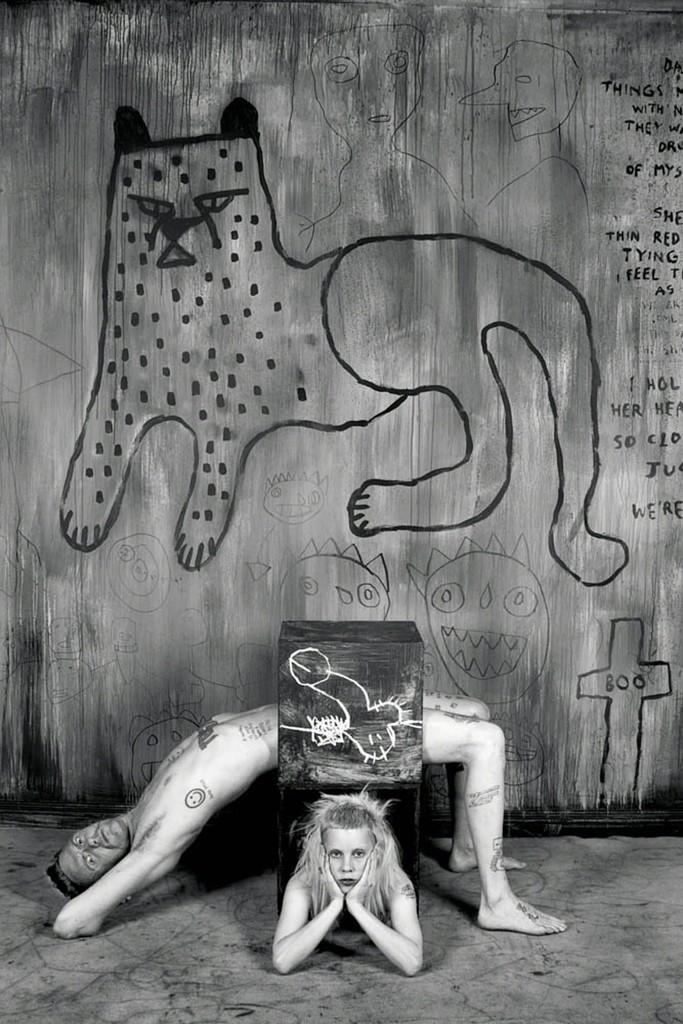 Roger Ballen, 'Pielie,' 2012, Hamiltons Gallery