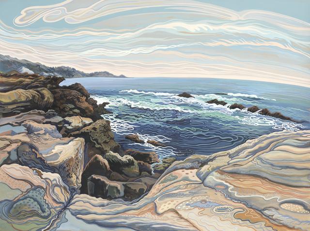 , 'Rocky Beach,' , Stremmel Gallery