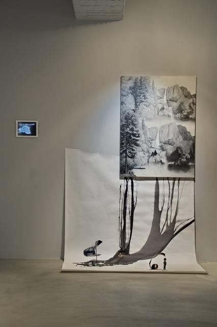 , 'Dissolved Into Another Field,' 2010, Mind Set Art Center