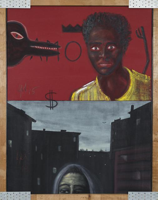 , 'Jean-Michel,' 2013, Grob Gallery