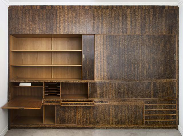 , 'Library,' 1958, Demisch Danant