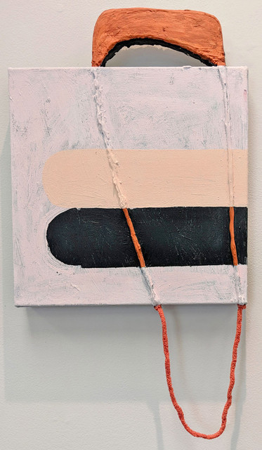 , 'Beneath the Surface,' 2018, The Painting Center