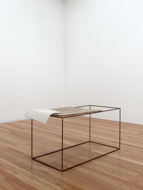 , 'Lisbon border,' 2012, Galerie Jocelyn Wolff