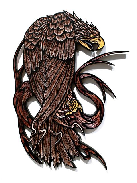 , 'Pissed Off Eagle ,' 2015, Paradigm Gallery + Studio