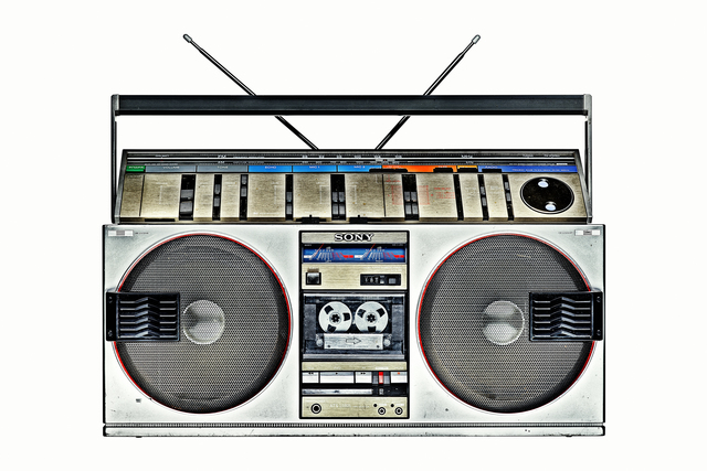 , 'Boombox 29,' 2010, Joseph Gross Gallery