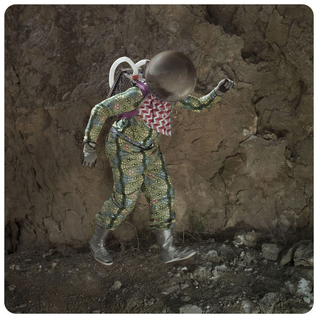 ", '""Umeko"" from the series The Afronauts,' 2012, Dillon + Lee"