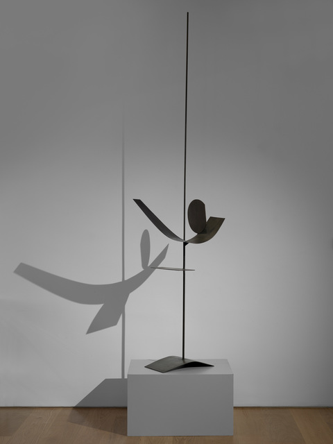 , 'Plane, Curve and Circle,' 1960, Osborne Samuel