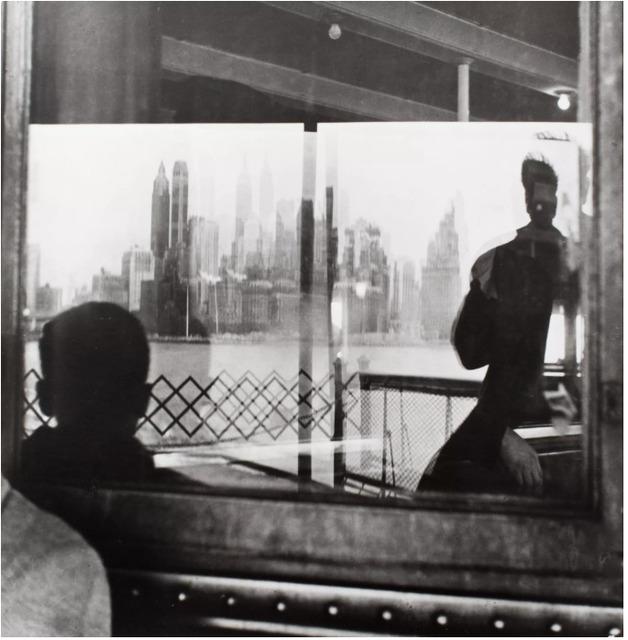 Louis Faurer, 'Staten Island Ferry, New York ', 1946, Michael Hoppen Gallery