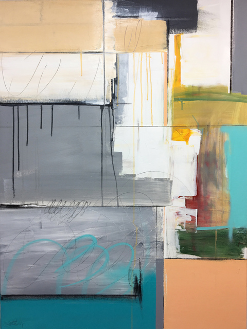 , 'Losing Something,' 2018, James May Gallery