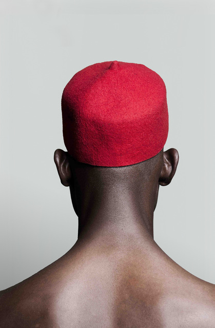 , 'Untitled (Red Hat),' 2015, WHATIFTHEWORLD