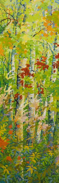 Frank Balaam, 'Green Doorway - Spring Air', 2016, Ventana Fine Art