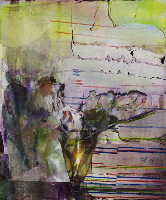 , 'Hoax 17,' 2017, Parafin