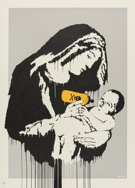 Banksy, 'Toxic Mary', 2003, Forum Auctions