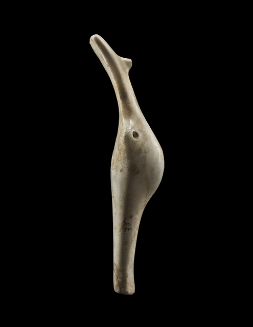 ", 'ANCIENT BALKAN PREGNANT ""IDOL"",' ca. 5th millennium B.C., Phoenix Ancient Art"