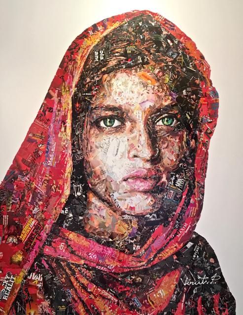 Virut Panchabuse, 'Green eyes', 2019, MLA Gallery