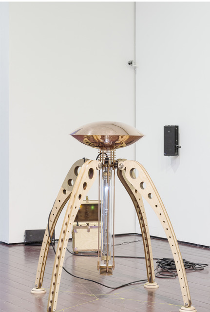 , 'The Nereida Capsule,' 2015, Museum of Modern Art Dubrovnik