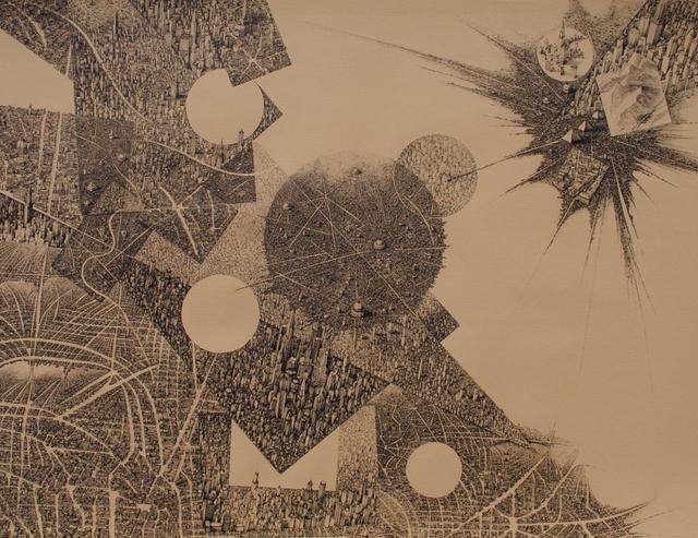 Ben Sack, 'Will to Power', 2012, Robert Fontaine Gallery