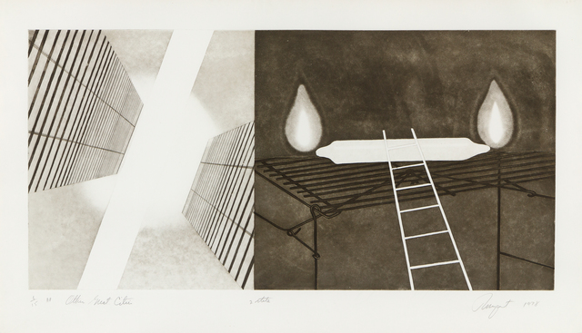 James Rosenquist, 'Other Great Cities', 1978, Print, Lithograph, Heather James Fine Art Gallery Auction