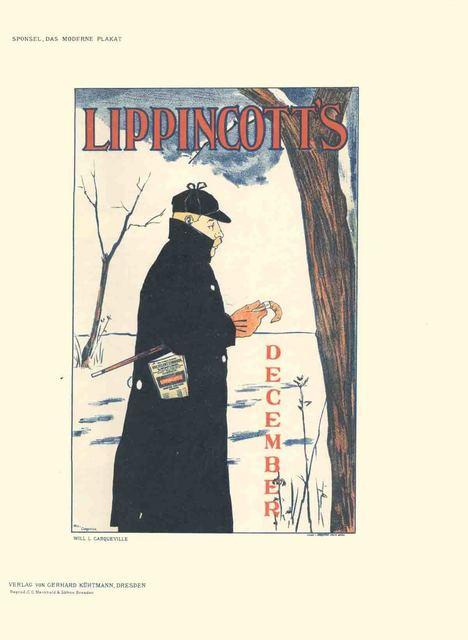 Will Carqueville, 'Will L. Carqueville - Lippincott's - 1897', 1897, ArtWise