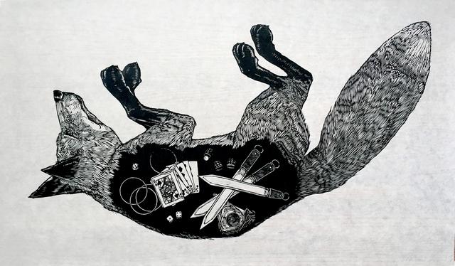 , 'Magic Fox ,' 2015, Red Arrow Gallery