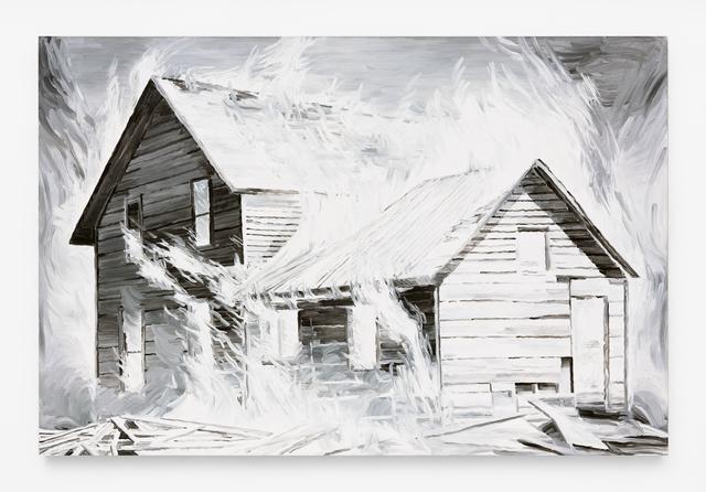 , 'Elegy (House on Fire),' 2019, Night Gallery
