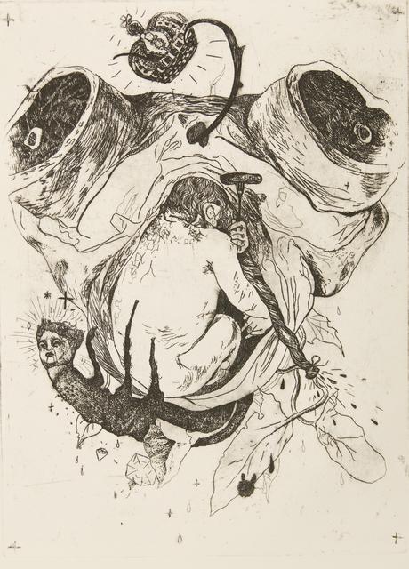 , 'Predator,' 2011, LETO