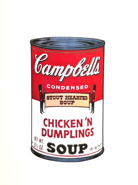 Andy Warhol, 'Chicken'n Dumplings Soup', 1970, NextStreet Gallery