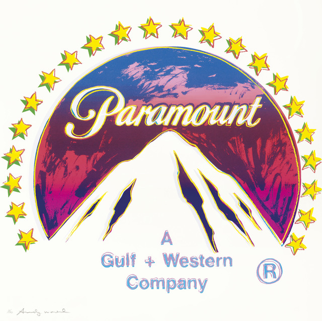 Andy Warhol, 'Paramount, from Ads', 1985, Christie's