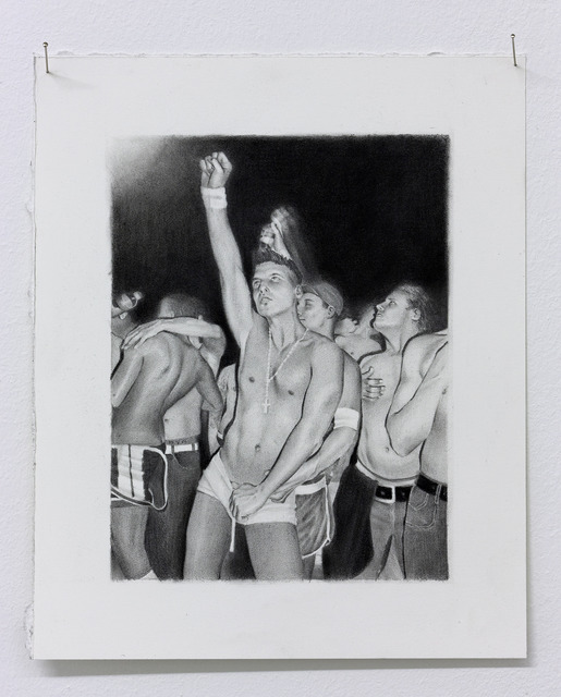 , 'Clubber Amsterdam,' 2013, Upstream Gallery